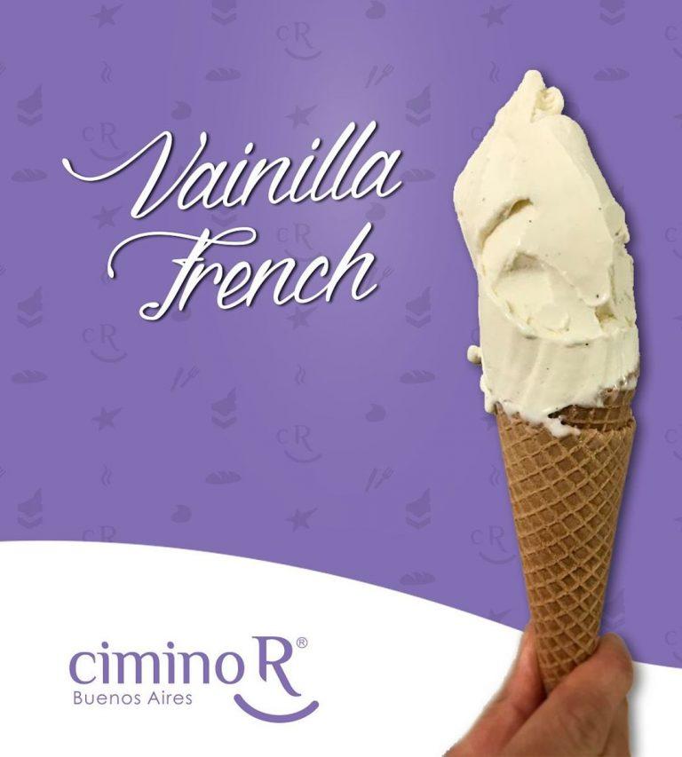 Conocé más sobre nuestro helado de Vainilla French