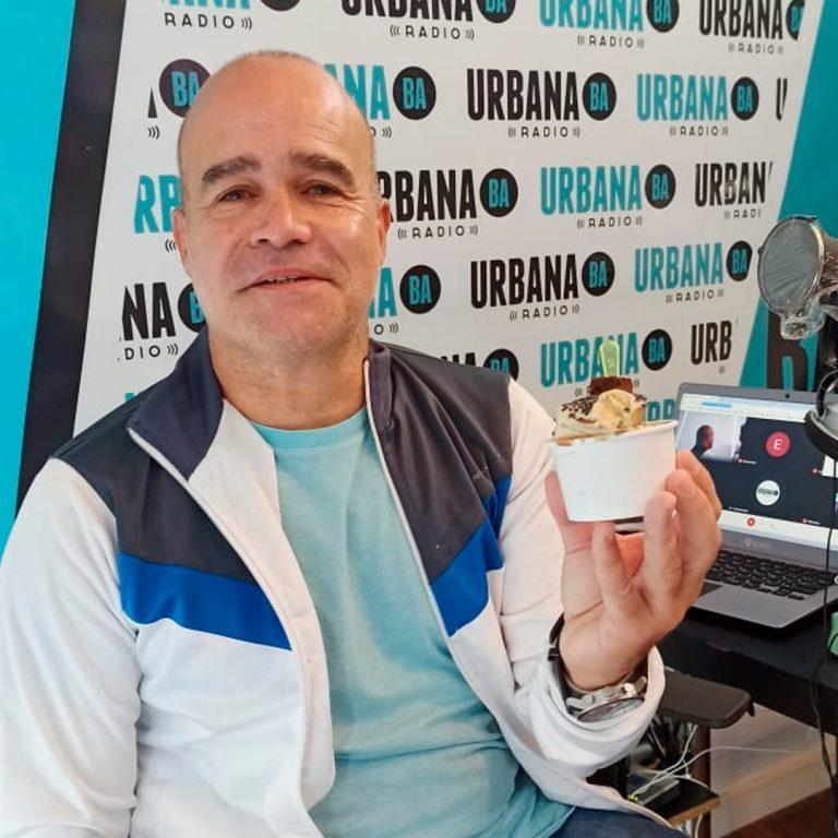 Cimino R en Radio Urbana BA!